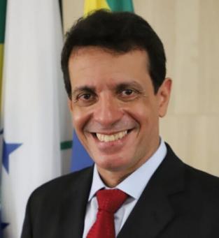 Fábio Ribeiro, presidente da Câmara de Campos