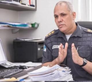 Coronel PM Luiz Henrique Marinho Pires