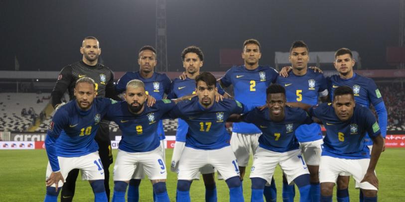 Seleção Brasileira tem 100% de aproveitamento na campanha