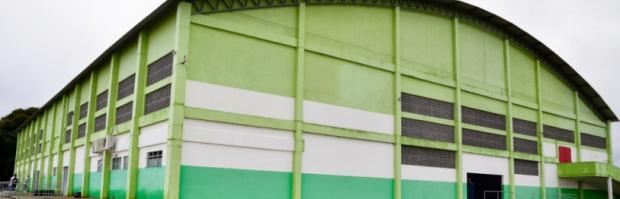 Ginásio Poliesportivo Florecilda Cerqueira Azevedo
