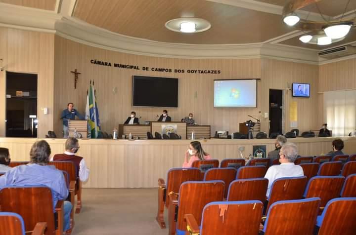 Reunião sobre o tema, na Câmara, no dia 10 de maio