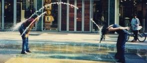 Amigas, em Rotterdam 1998