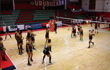 Partida aconteceu no ginásio Hélio Maurício, na Gávea