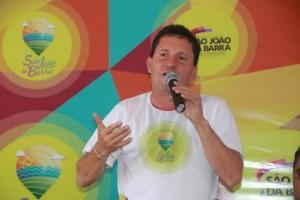 Neco comemora Dia do Trabalhador e conta com apoio de empresas na realização dos eventos. Foto: Paulo Pinheiro