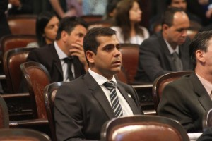 Autor do requerimento de criação, Bruno preside a comissão