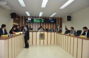 Legislativo sanjoanense se reuniu na quarta-feira (29). Foto: Divulgação