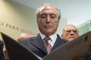 Congresso tem apoio de Temer. Foto:Marcelo Camargo/Agência Brasil