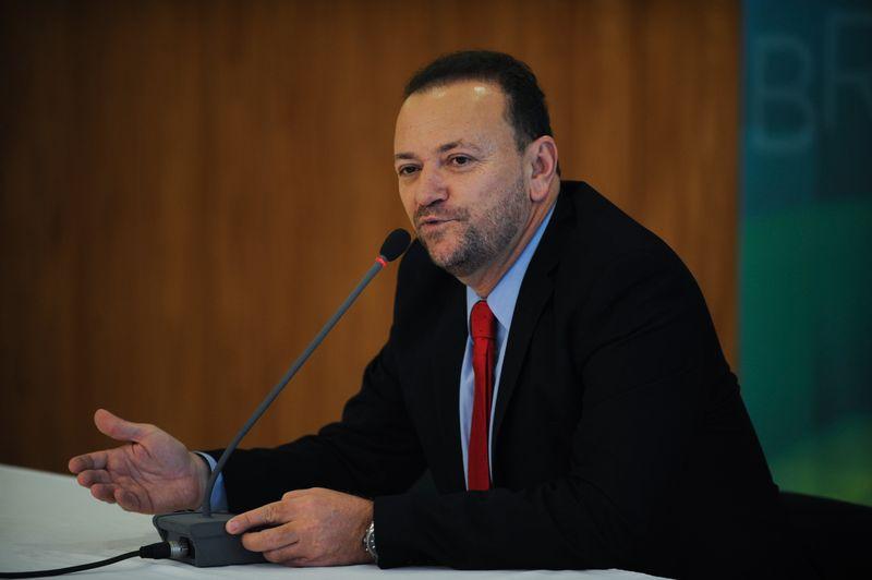 Ministro Edinho Silva -José Cruz/Agência Brasil