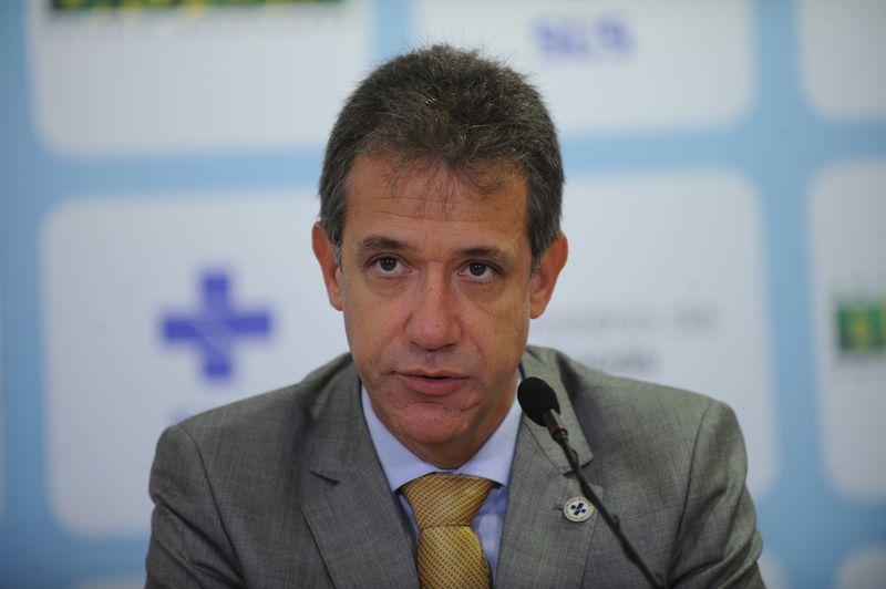O ministro da Saúde, Arthur Chioro - Elza Fiuza/Agência Brasil