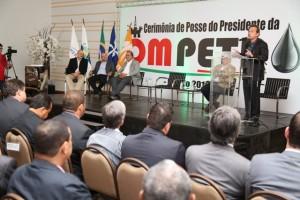 Presidente da Ompetro acredita em recuperação nas atividades petrolíferas. Foto: Genilson Pessanha.