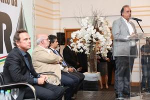 Governador Pezão  participa de Posse Dr Aluizio pres. Ompetro 17-04-2015 foto Genilson Pessanha  (226)