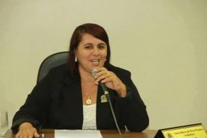 Sônia, em seu primeiro mandato, é a única mulher na atual legislatura
