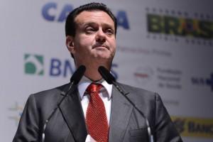 Ministro das Cidades, Gilberto Kassab (PSD)