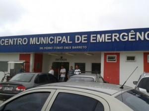 Operação aconteceu no Centro de Emergência e depois seguiu para Policlínica.