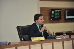 Vice-presidente do Legislativo sanjoanense relatou reclamações de usuários do transporte municipal.