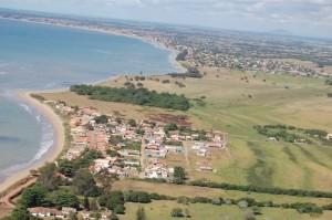 Localidade receberá urbanização na orla. Foto: Portal da Prefeitura