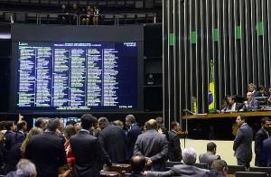 Deputados avaliam a reforma política. Gustavo Lima / Câmara dos Deputados