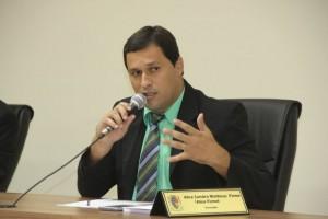 Alex Firme está em seu primeiro mandato na Câmara de SJB e deve concorrer à reeleiçaõ