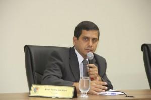 Eziel está em seu primeiro mandato na Câmara de SJB.