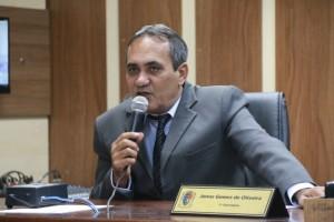 Vereador está em seu terceiro mandato na Câmara de SJB.