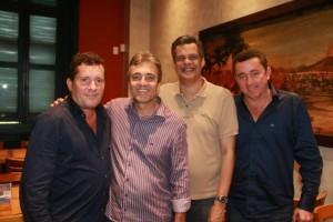 Encontro oficializou aliança com o PT do B. Foto: Paulo Pinheiro