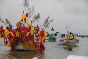 Concurso: Barcos ornamentados são avaliados e premiados pela Prefeitura de SJB