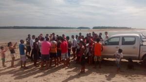 Encontro entre pescadores e representantes do poder público aconteceu no Pontal