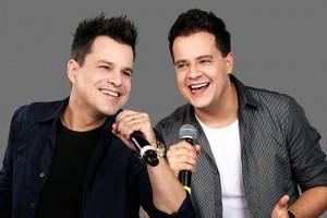 João Neto e Frederico é a principal atração do festival.