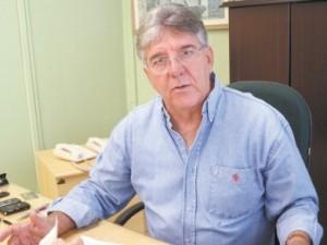 Roberto D'Affonseca confirmou que tem interesse de ser candidato a prefeito em 2016. Foto: Rodrigo Silveira
