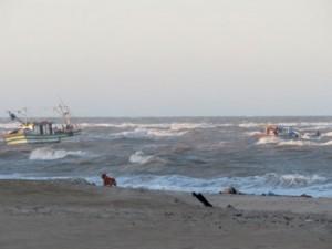 Embarcações enfrentam problemas constantes no local. Foto: Aluysio Abreu Barbosa