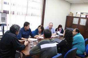 Reunião aconteceu nesta terça-feira