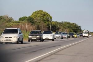 Movimento das estradas,br 356,04-01-2014 foto Rodrigo Silveira (25)