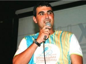 Jornalista Bruno Costa foi eleito no último sábado