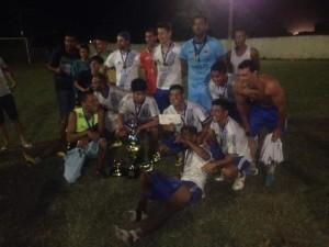 Equipe comemora título da APL