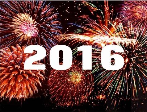 Feliz Ano Novo! Paz, saúde, amor, felicidades e dinheiro (honesto, que não faz mal a ninguém)