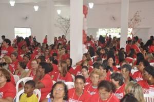 Participantes ouviram palestras para criação de movimento