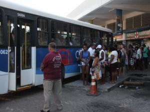 Linhas entre Campos e SJB tiveram autorização para reajuste de 10,48%, assim como em todo estado. Foto: Rodrigo Silveira