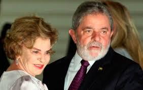 Lula e Marisa