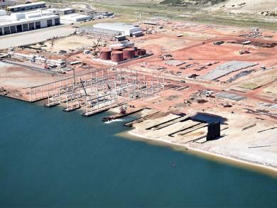 Terminal já está em construção, conforme a Folha informou na semana passada, e não um novo, como veiculado anteriormente por outros veículos de comunicação
