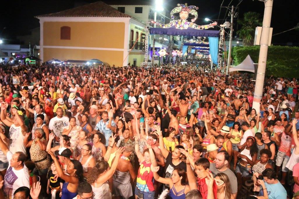 Grande público prestigiou os dias de folia em SJB. Foto: Paulo Sérgio Pinheiro
