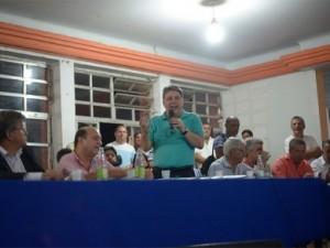 Reunião aconteceu na noite de terça-feira, no Rio Branco (Foto: Tércio Teixeira)