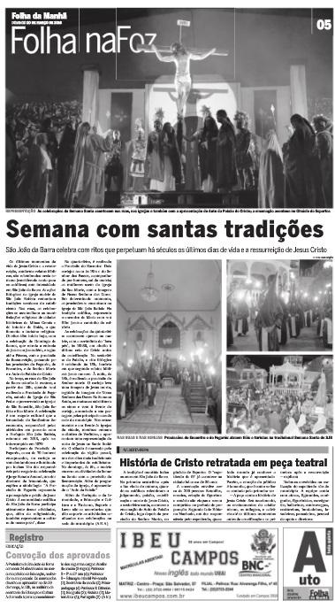 Semana santa sjb