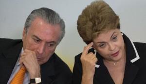 Partido do vice-presidente da República, Michel Temer, tende a deixar o governo Dilma e votar a favor do impeachment (Foto: Agência Brasil)