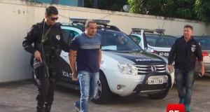 Ex-presidente da Câmara de Itaocara foi o primeiro detido na Operação. (Foto: São Fidélis Notícias)
