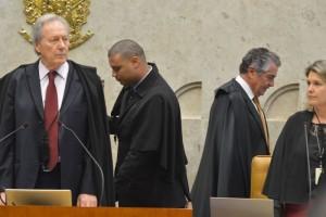 Presidente do STF cancelou a sessão de julgamentos desta quinta para realizar extraordinária para analisar processos referentes a rito do impeachment (Antonio Cruz/Agência Brasil)