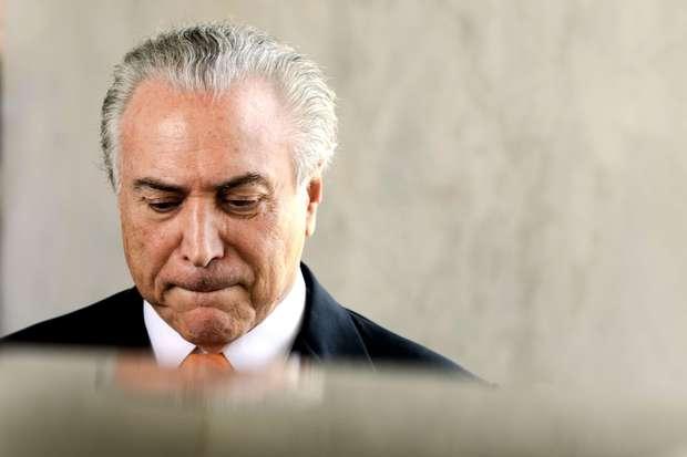 Esta foi a primeira avaliação do governo Temer (Marcelo Camargio/ Agência Brasil)