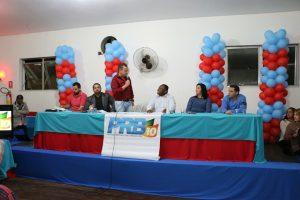 Reunião do PRB foi realizada na última sexta-feira (Foto: Gil Miranda)