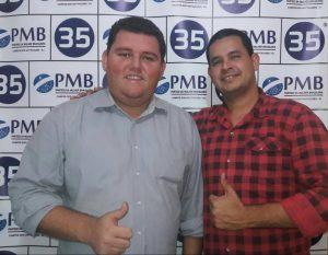 Luciano Freitas declara apoio a Marcelo Garcia