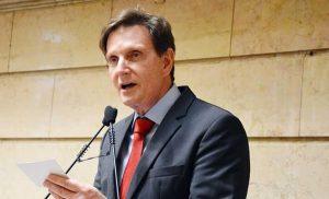 Na capital fluminense, número de secretarias foi cortado pela metade pelo prefeito Marcelo Crivella (Divulgação)