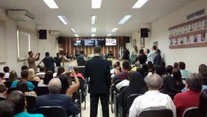 Sessão de posse acontece neste domingo (Foto: Raphael Pereira)